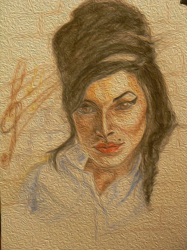 Amy Winehouse by isabel